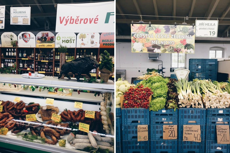 Holesovice Market