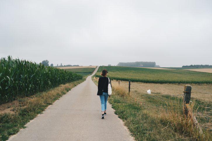Wandelwalhalla Vlaamse Ardennen Marjolein
