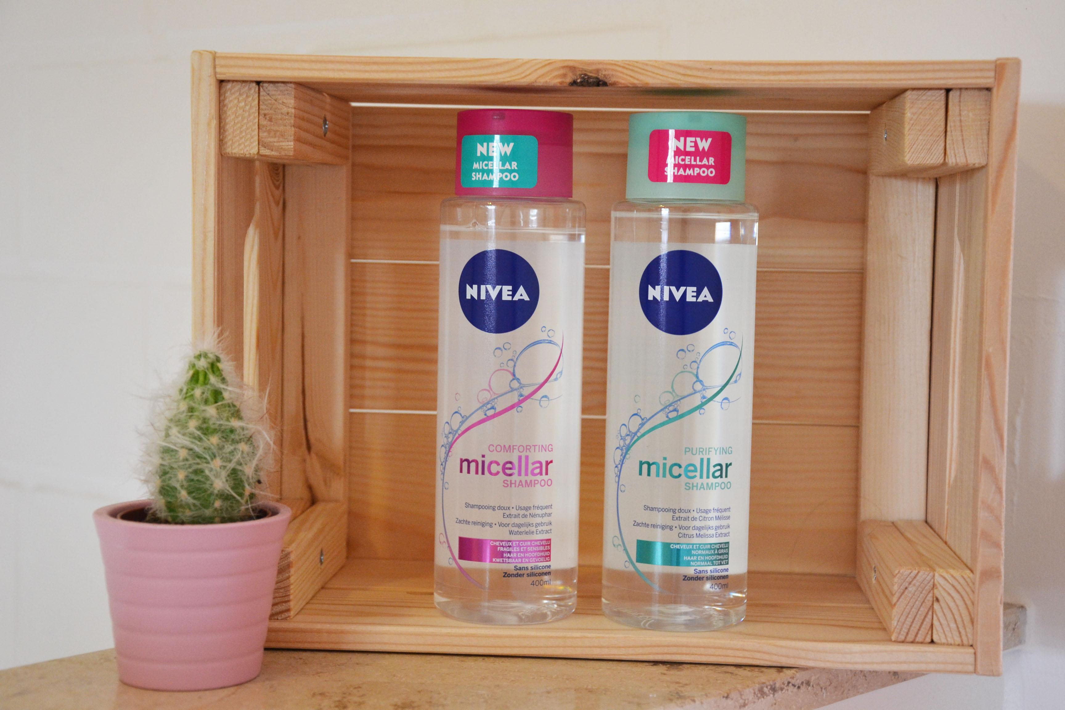 De perfecte shampoo: NIVEA