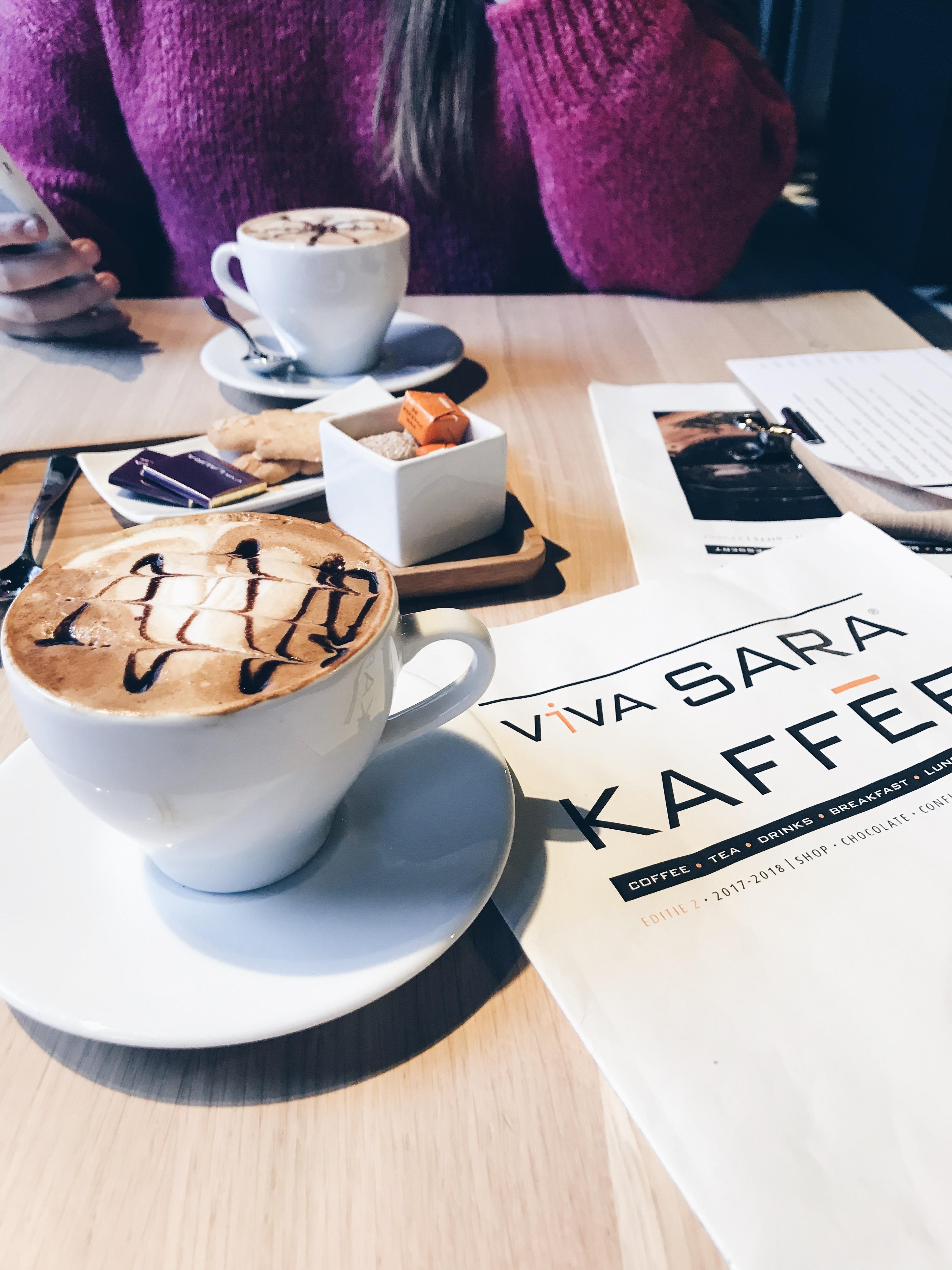 VIVA SARA KAFFEE BRUGGE - KOFFIE